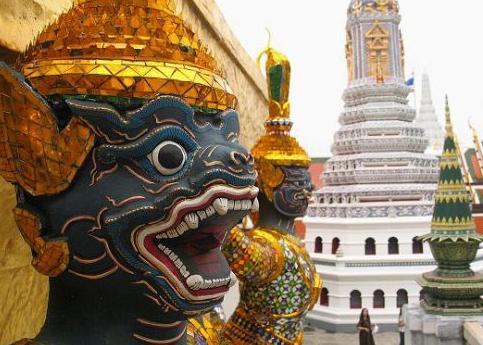 """去泰国游玩,为何男性不能不说""""萨瓦迪卡""""?原来还有这猫腻"""