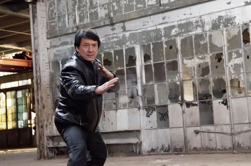 成龙讲述第一次来内陆拍电影见证中国剧变