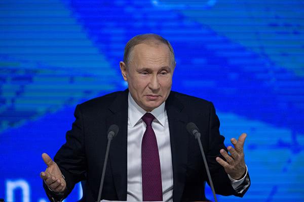 普京记者会引近两千记者报名,克宫提醒不许举大号条幅求关注