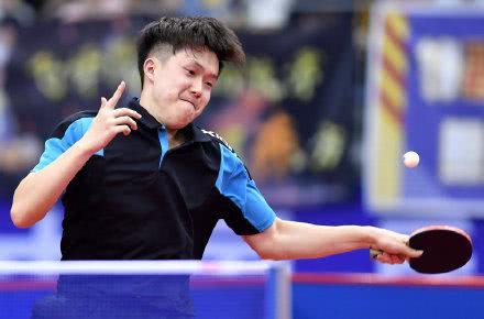 有惊无险!国乒新星击败对手进决赛,将对决39岁削球手侯英超