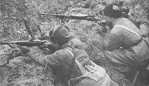 美军连胜德日大军,最终败给中国志愿军,美:中国军队不容小觑!