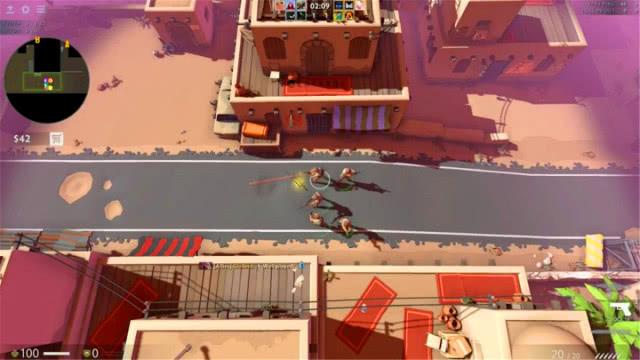 达人绘制第三人称视角《英雄联盟》,玩家:看起来真好玩