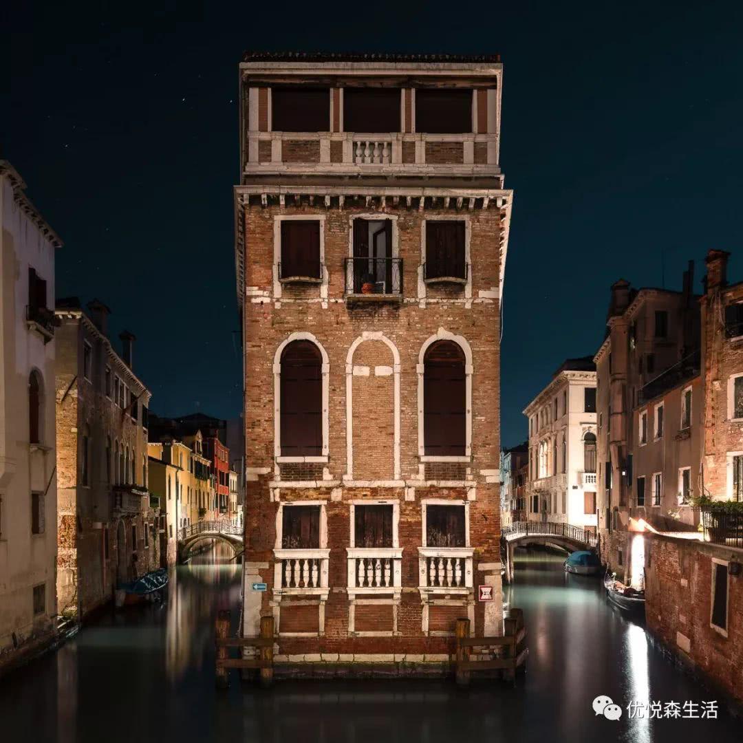 沉睡中的威尼斯 你可能没见过的宁静模样