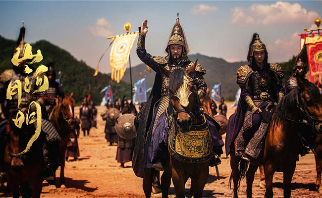 冯绍峰新剧《山河月明》即将开播!陈宝国加盟,与他上演皇室父子情