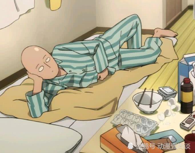 一拳超人:杰诺斯每月交房租,埼玉还是缺钱,他到底要买什么?