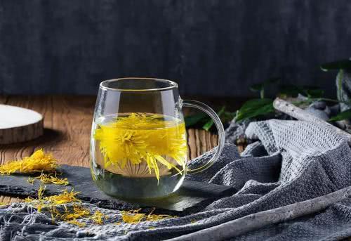 菊花茶好喝功效多,菊花茶怎么泡更好