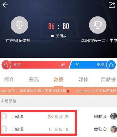 末节14分!全场28+9!广东再挖天赋球员,能成阿联接班人