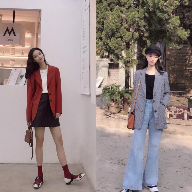 16套高个子女生的穿搭,适合170至180身高,时尚减龄