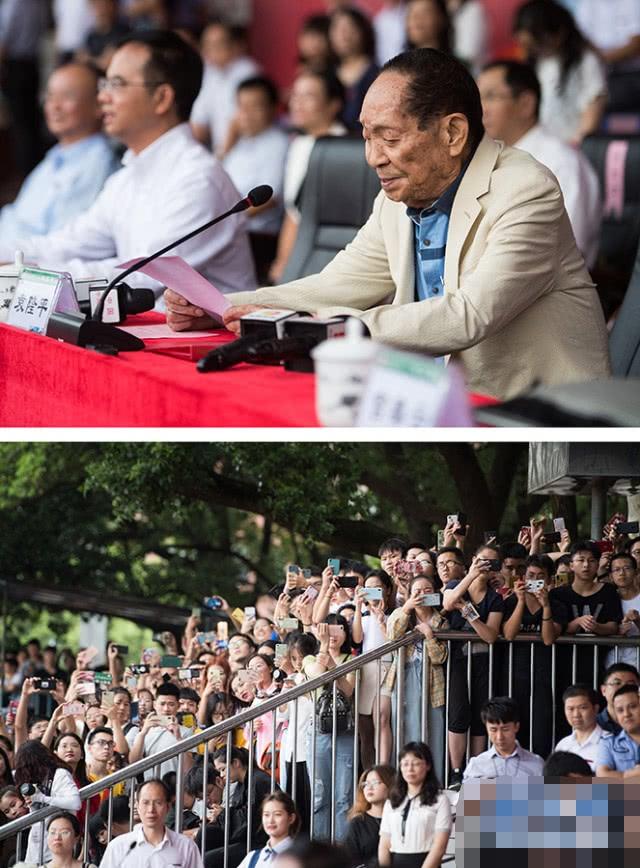 针对当代的大学生,袁隆平在新的讲话中提出了新的要求!