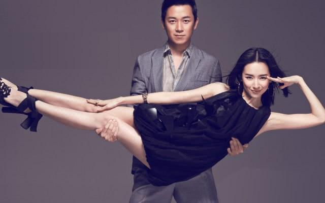 """董洁潘粤明离婚7年,儿子却称""""最帅星二代"""",10岁就长这么高"""