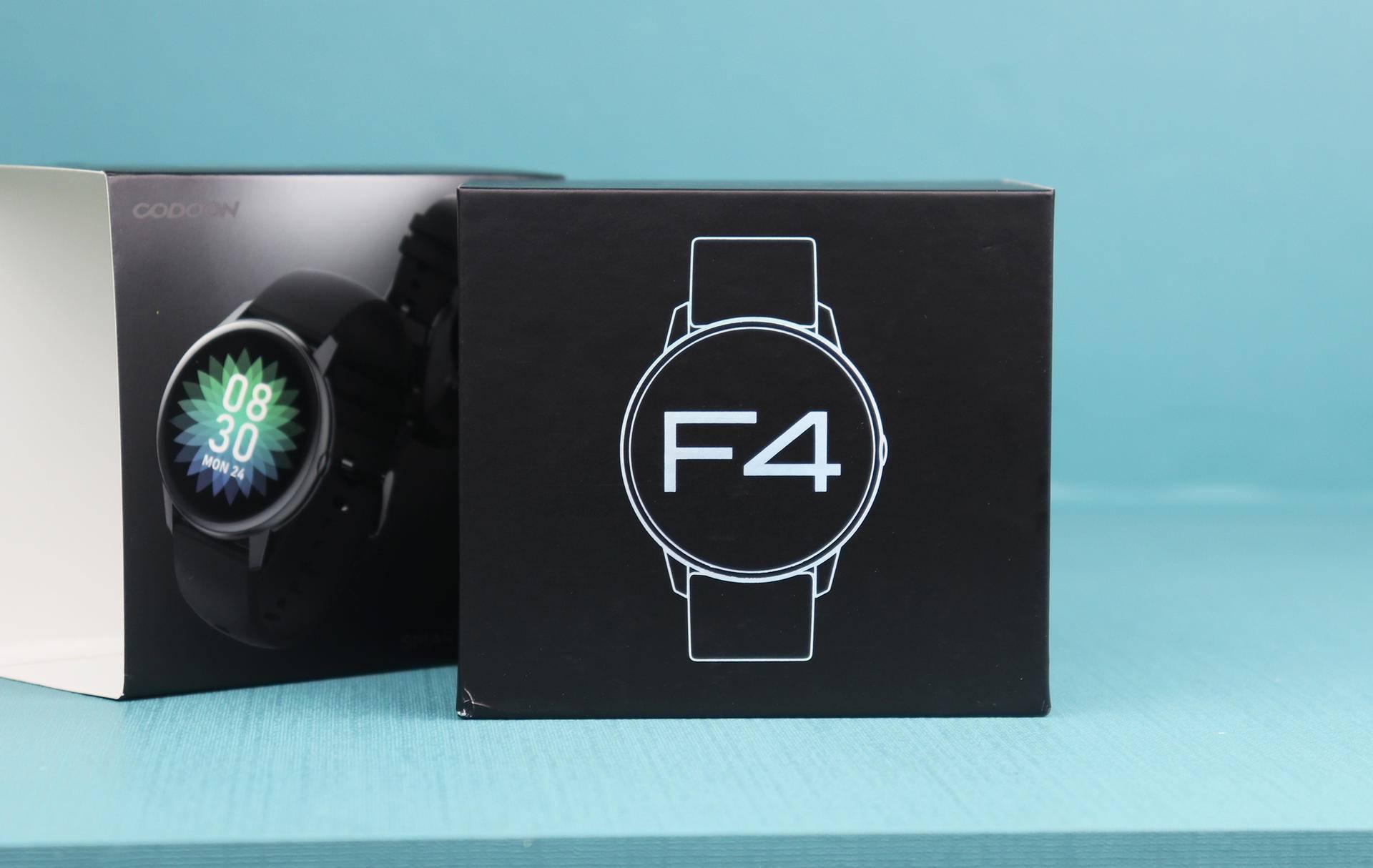 「体温每升高1度心率每分增加多少」24小时监测体温和心率,咕咚智能手表F4体验分享