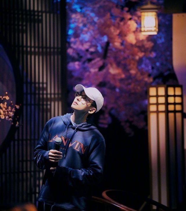 5月份的浪漫从《山河令》演唱会开始,浪浪钉花式应援成为天花板