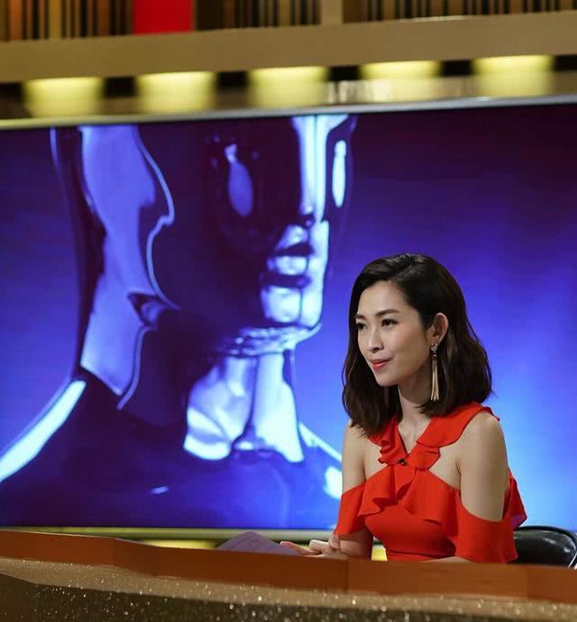 华姐冠军宋熙年口才了得遭TVB冷待多年,获丈夫陈智燊力挺离巢