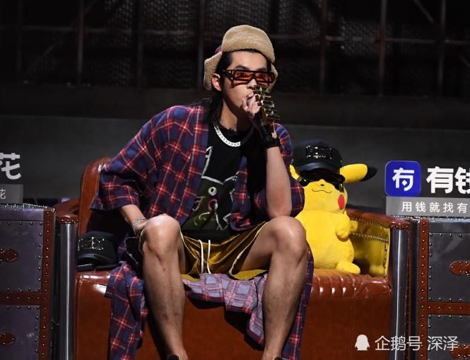 《中国新说唱》发展最好的不是艾热、GAI,而是未获冠军的他