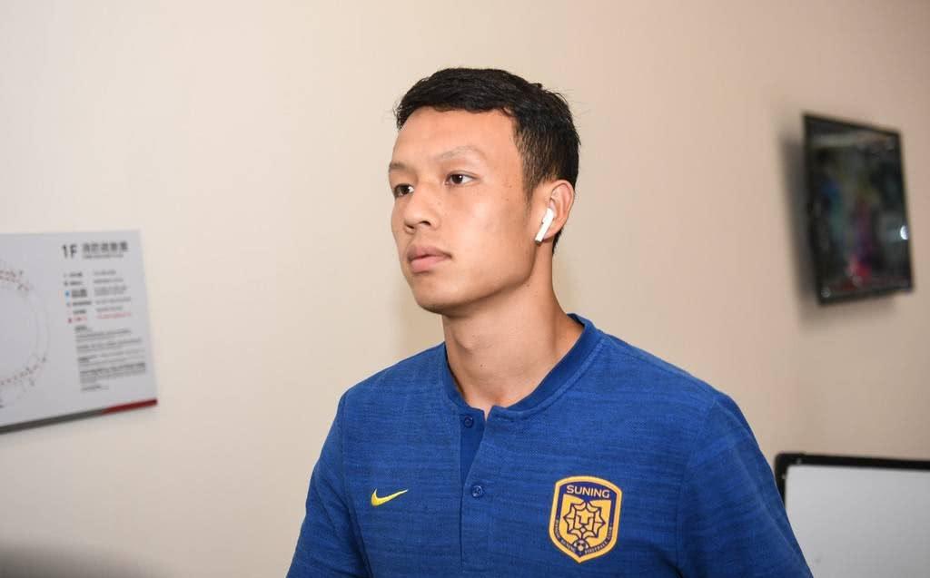苏宁U23红星外租深足!曾留洋西班牙的他,登场百秒获中超首球