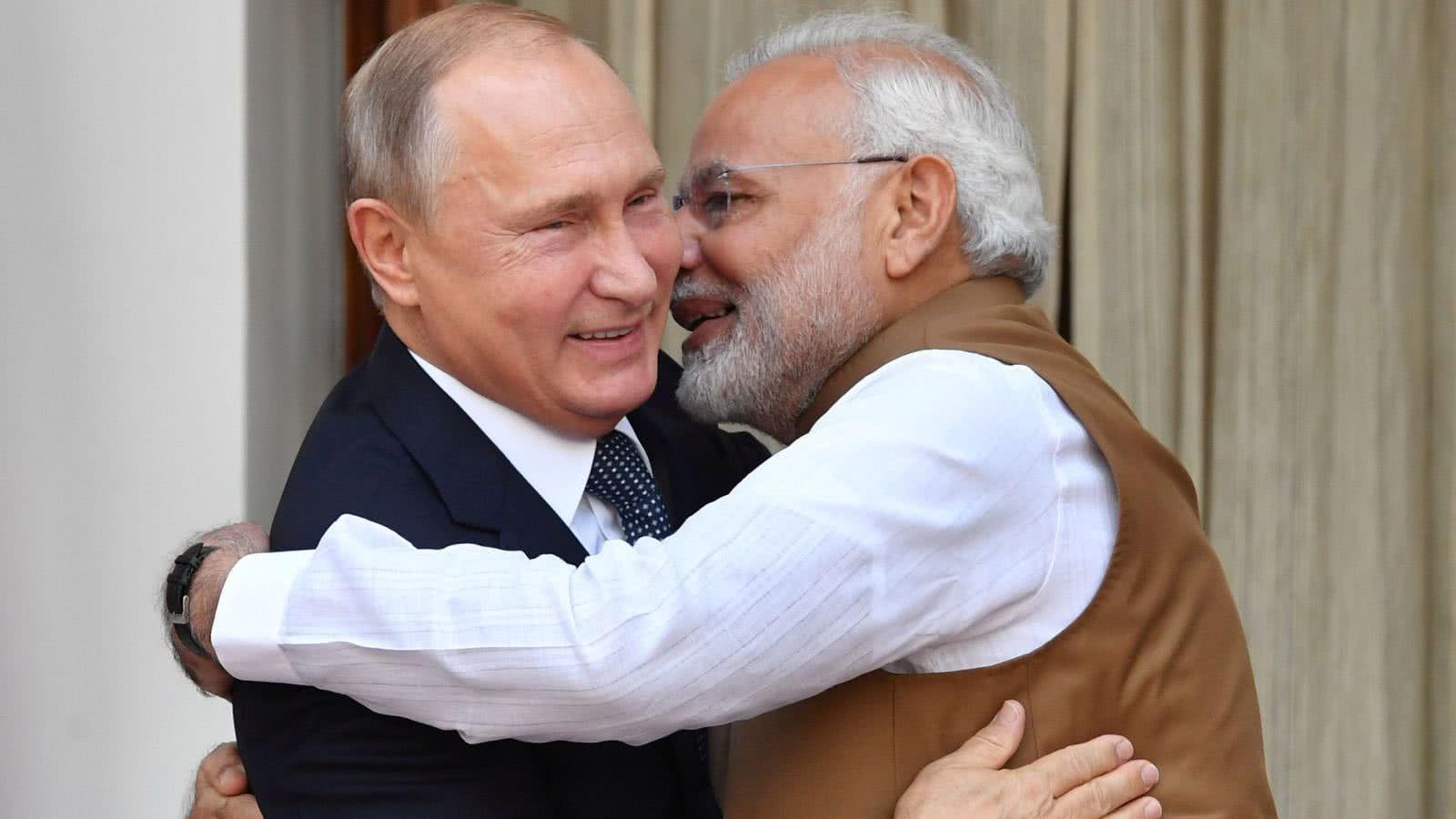 <b>俄罗斯好榜样,莫迪:像俄收复克里米亚一样,印度收复克什米尔</b>