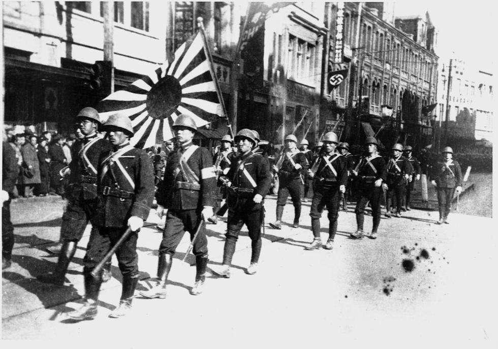 20万日军几乎被全歼,而且还拒绝日寇投降,哪个国家这么牛?