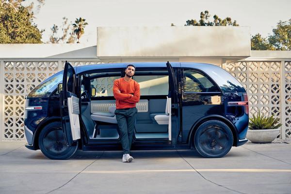 "<b>Canoo推出世界首款""订阅""电动汽车预计2021年上市</b>"