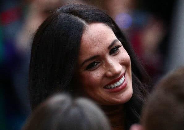 不受梅根影响!英国王室成员齐聚为凯特过38岁生日,凯特面色凝重