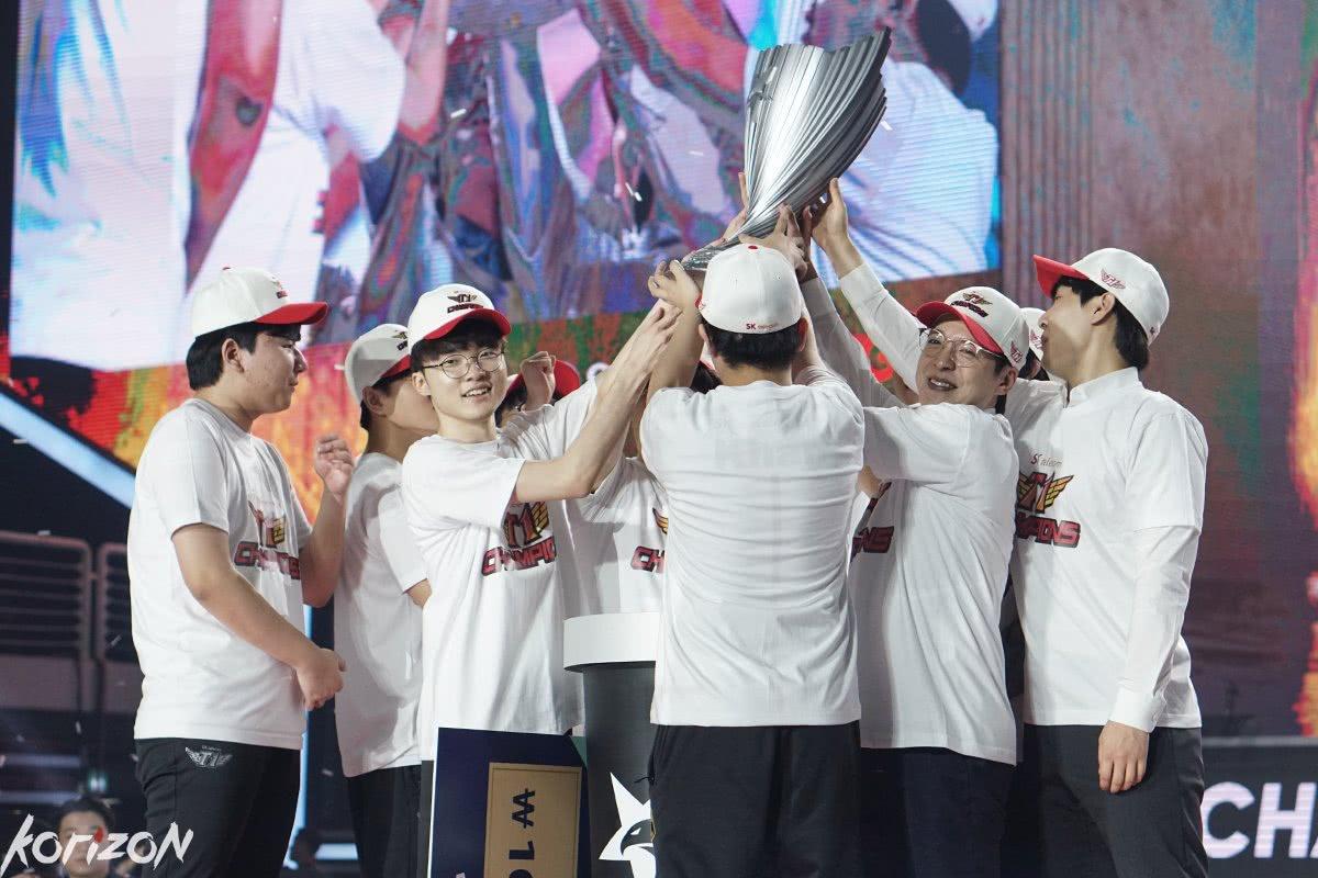 SKT夏季赛夺冠后各方言论:住手!二号种子的心态被你们打炸了