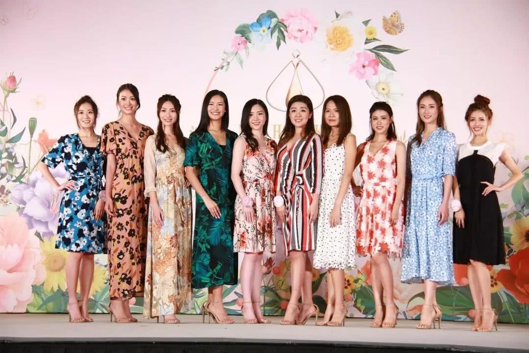 <b>TVB安排2019香港小姐佳丽拍广告片 连佘诗曼都说想赞助</b>
