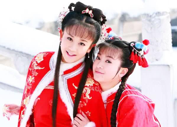 《新还珠格格》隐藏了这么多美女,认出赵丽颖、张嘉倪,却没认出她!