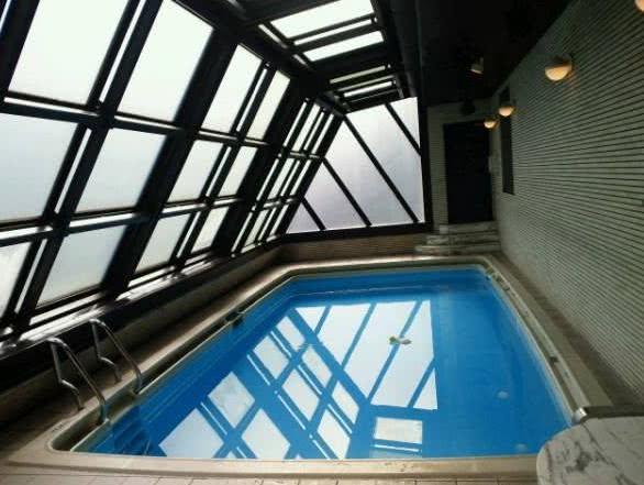 这个全日本最出名的游泳池你认识么?有公司要把它做成模型