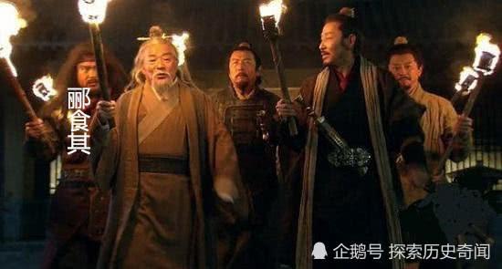 舌莲家的悲哀:他为刘邦游说齐国七十座城池,然,回头就被烹煮