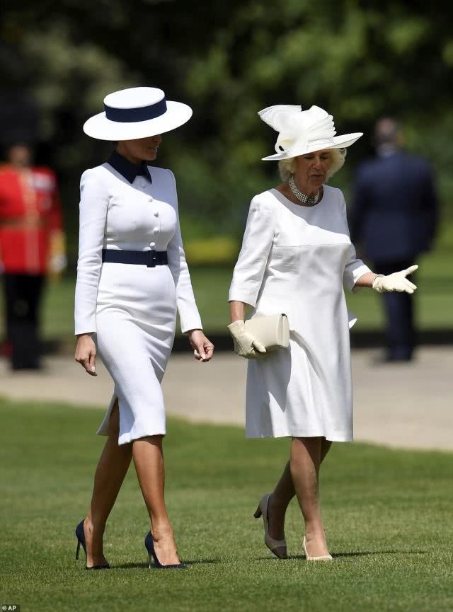 川普儿媳挺9个月孕肚惊艳!穿金黄色鱼尾裙堪比超模神似梅拉尼娅