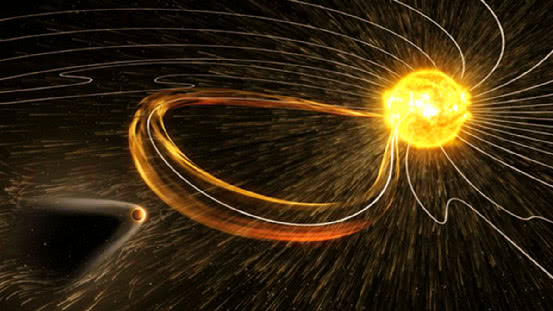 书上说超光速的现象不存在,为什么宇宙膨胀的速度却比光速快?