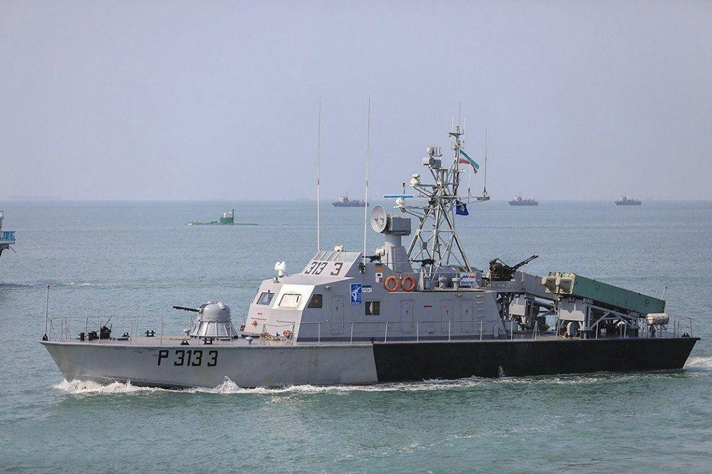 大批军舰驶入波斯湾,多艘国产战舰打头阵,俄:对美最新警告