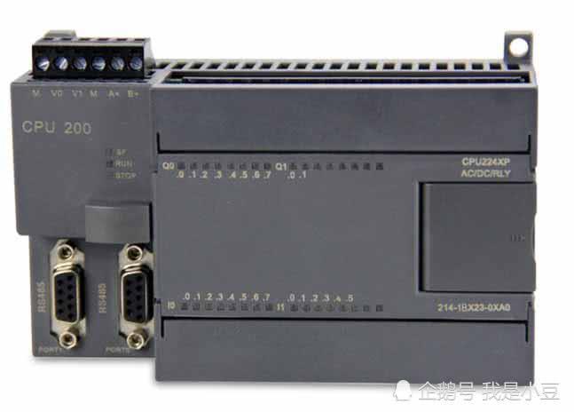 电工知识:PLC入门实物讲解,电路图与梯形图区别在哪里?