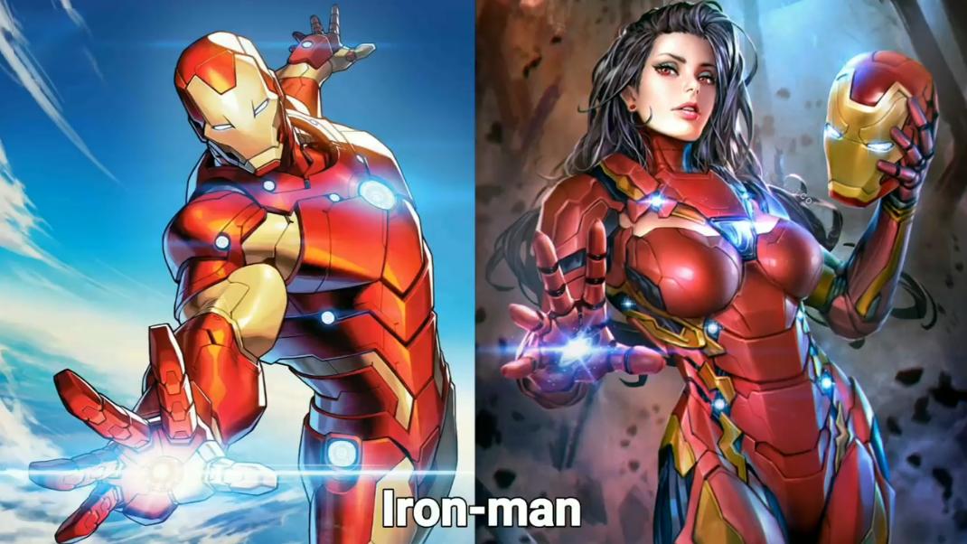 Iron Man Sex