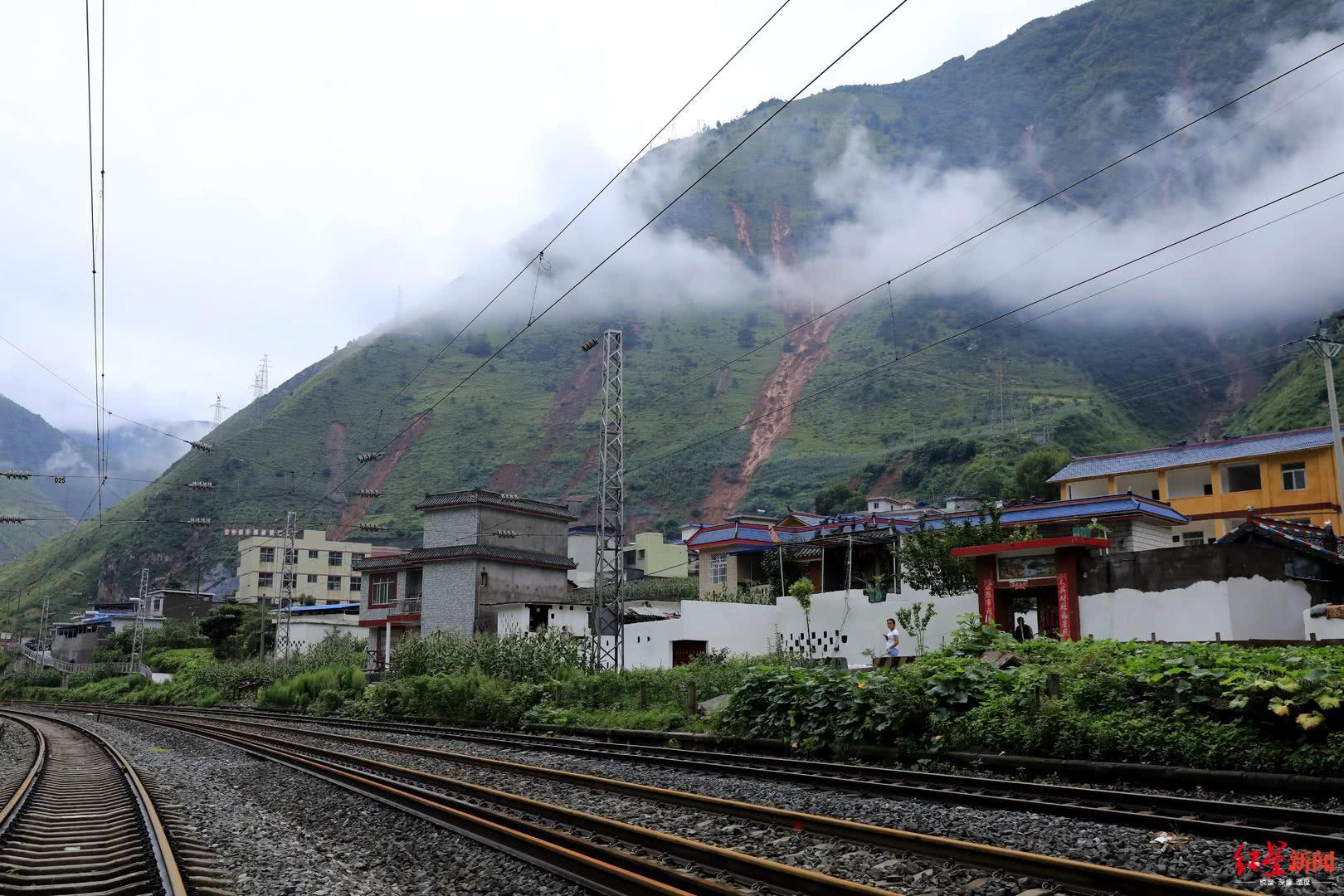 <b>凉山甘洛县遭暴雨袭击,1.5万人受灾7人失踪</b>