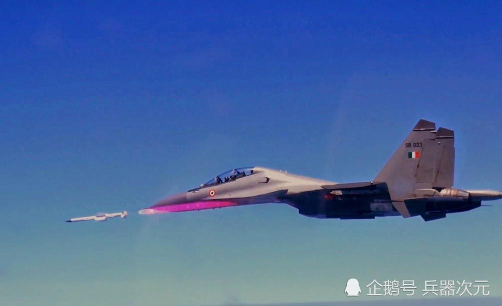 耗时30年!印度国产空空导弹试射成功,射程仅为霹雳15一半