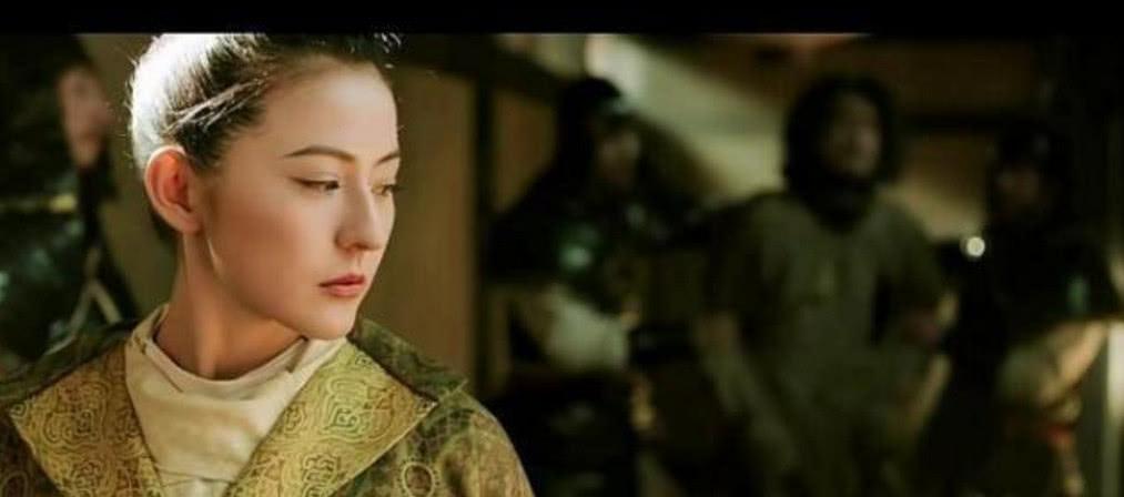 求太子救檀棋,被误会也不辩驳,李必和檀棋算爱情吗?