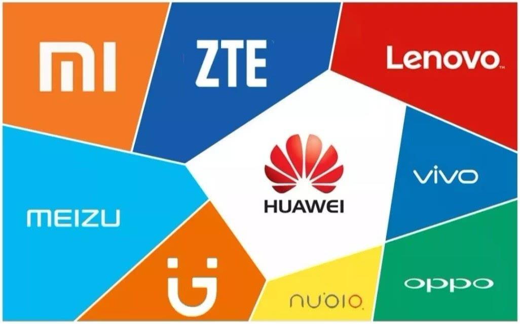 华为手机崛起来了!如果没有华为,国产手机如今是什么水平?