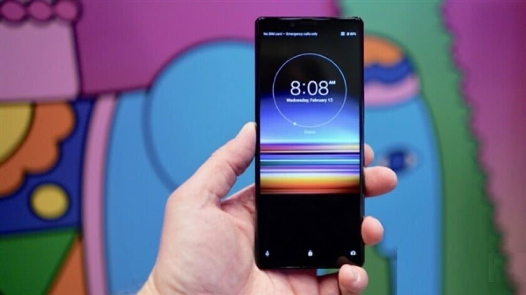 5K屏幕手机曝光:索尼大法出真招,899PPI可以无视一切!