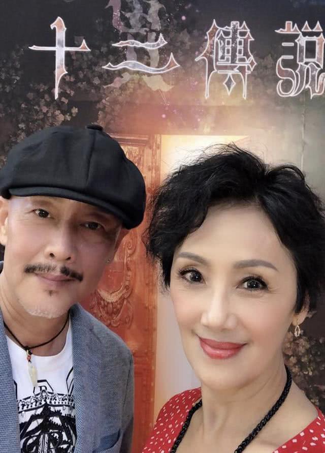 65岁TVB艺人韩马利患脑膜炎病愈仍虚弱,月初才为儿子办婚礼