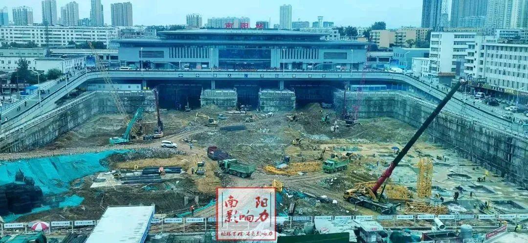 「上海沿江隧道最新消息」南阳火车站下穿隧道最新进展!