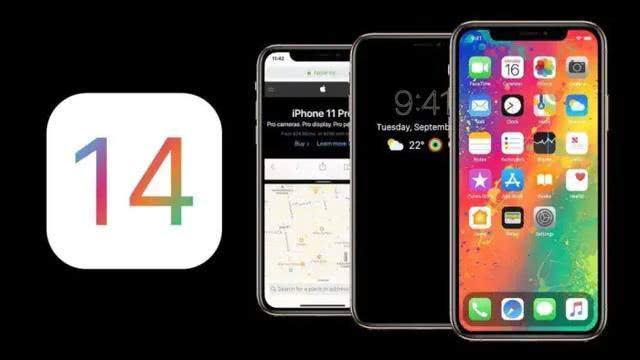 """IOS14曝光!苹果再次遭受质疑!网友:全是安卓""""玩""""剩下的"""