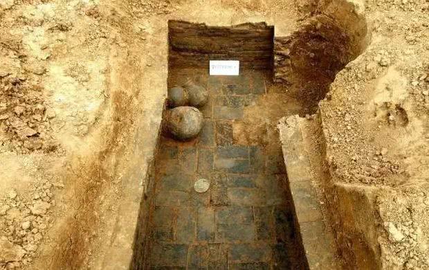 """刘集联营发现西汉墓,出土神秘漆盘,专家说:它有""""特殊""""功能"""