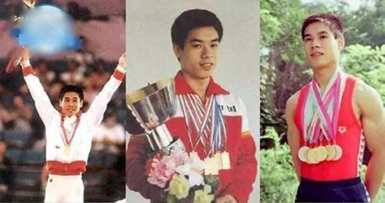"""""""体操王子""""李宁现状,创办全民品牌,56岁活得令人唏嘘"""