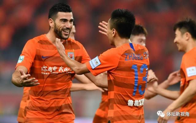 御林军遭遇两连败,足协杯止步八强,鲁能强势晋级半决赛!