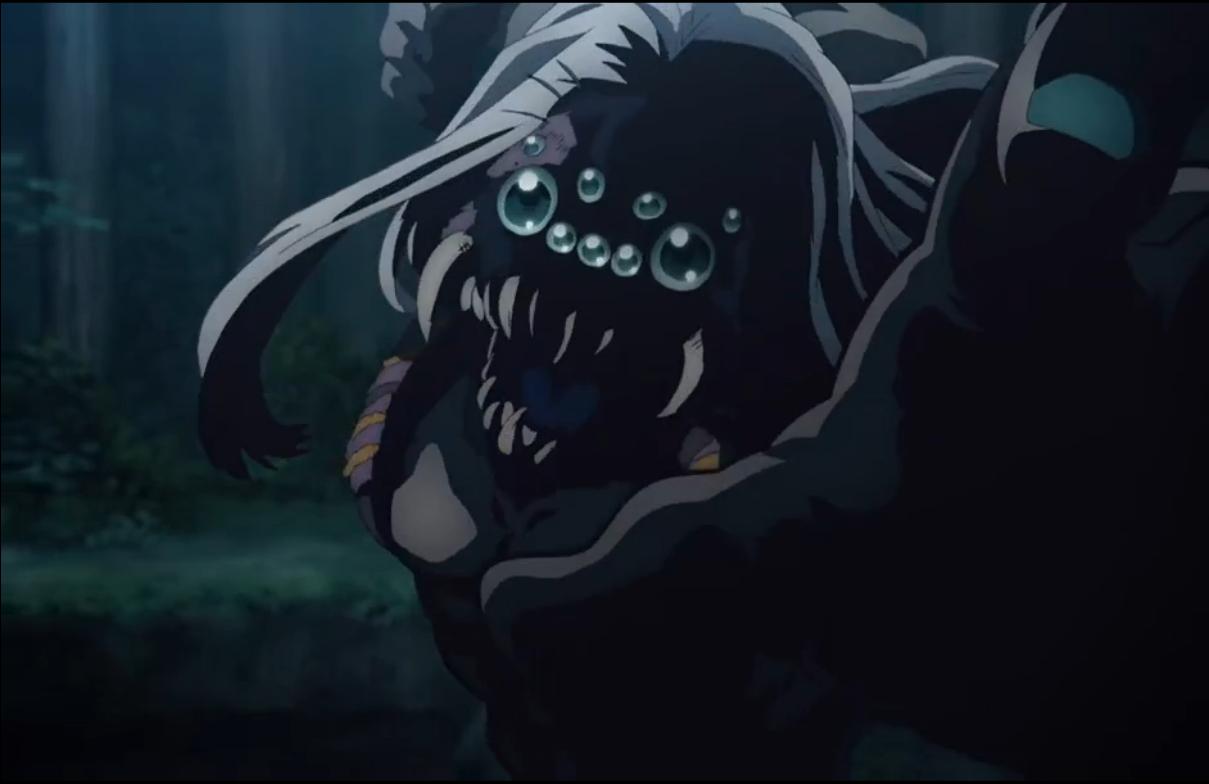 鬼灭之刃:哪些画面在深夜看会吓你一跳?不禁打寒颤