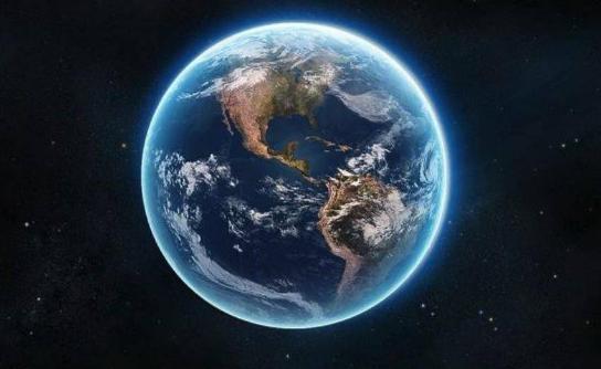 地球在太空中究竟是什么样子这些数据就是答案