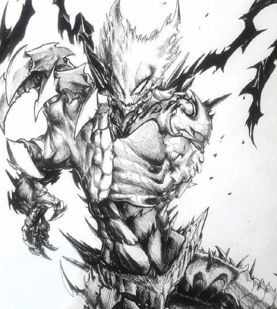 一拳超人:现在的饿狼是鬼级还是龙级?杰诺斯出来只有挨打