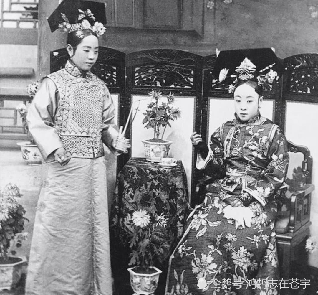 王朝 皇后 清