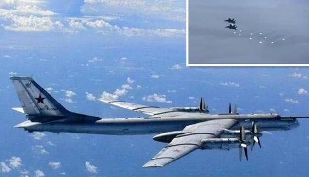 俄罗斯战机一箭双雕,不经意间与韩国唱双簧,让这个国家很是不爽
