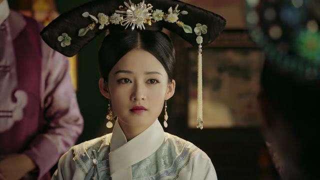她是乾隆名气最大的妃子,盛宠近三十年,临终前被赏赐十个桔子